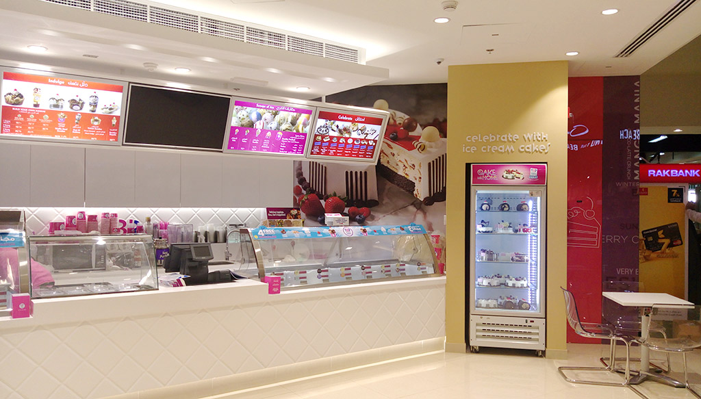 Bon Baskin Robbins Outlet Mall 4