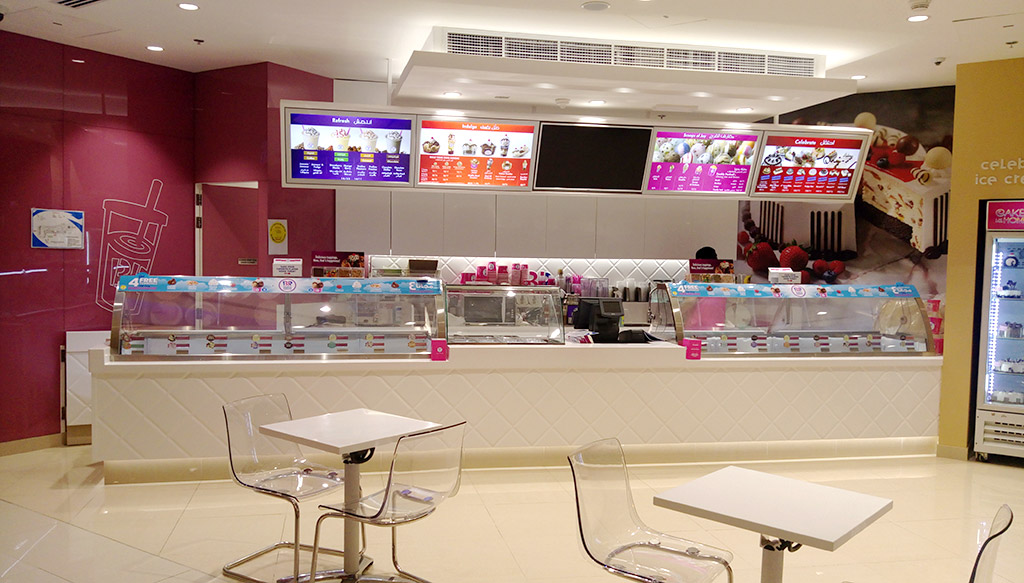 Baskin Robbins Outlet Mall 5